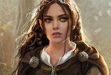 D&D Character Portraits