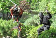 Ninja_Vs_Samurai / by Jose Medina
