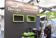 Veterinary exhibition stands / Exhibition stand designs for London Vet Show, BSAVA and BEVA Congress