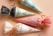 KONINGKAART • Gift packaging ideas / Leuke en originele ideeën om cadeautjes nog leuker te maken!