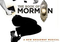 The Book of Mormon / The Book of Mormon is a religious satire musical with book, lyrics, and music by Trey Parker, Robert Lopez, and Matt Stone.