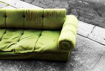 forever alone / abandoned sofas