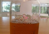 Homemade Light sugar syrup