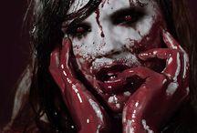 Horror Film Campout Makeup & Costume Ideas