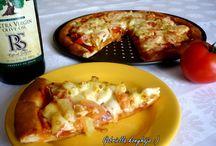 Gabriella pizza