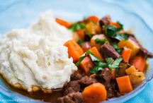 Beef Recipes / by Kerry DeMartini
