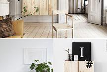 nordic interior / Interiør