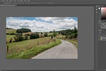 Dicas para Photoshop / Esse painel serve como referência de dicas e tutoriais relacionados a design no Photoshop.