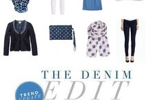 Denim Edit SS14 / Denim edit