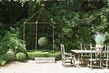 My most desired garden