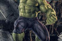 Hulk/ Mark Ruffalo