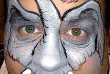 animali Face Painting