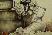 Hector silva Arte mexicana