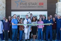Five Star ER | Pflugerville/Hutto Ribbon Cutting Ceremony