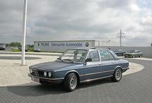 BMW E12 and E28