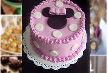 Mini cake personalizada