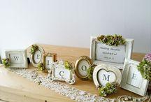 結婚式準備♡