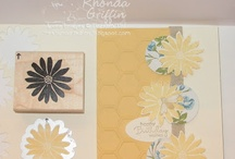Cards SU spring mini 2013