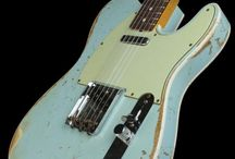 Elektriske gitarer