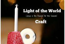 Christmas crafts church