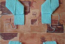 Knit, crochet, etc