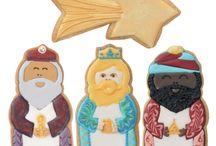 Galletas Reyes Magos