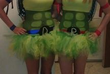 Running Costumes:)