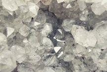 stones semi precious, quartz