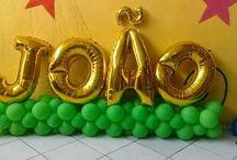 Minha paixão, Balões
