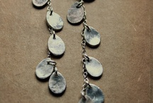 Bling. It. On. / Jewelry, accessories, etc...especially silver pieces.