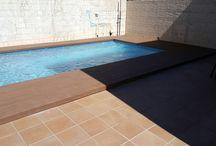 Instalación en Madera sintética en Barcelona / Olvídate de laboriosos mantenimientos en tu tarima de exterior, con OTIUMdeck de Newtechwood siempre tendrás una tarima perfecta