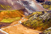 Ísland - Iceland