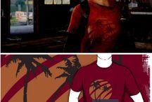 Tee Shirt Ellie The Last of Us