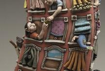 ceramic child