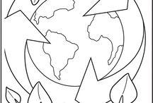 Földgömb Bogáncs