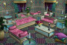 Sims 2 - Theme - Arabia