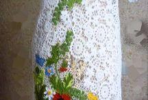 vestido de amapolas