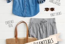 Fashion / I just love women's fashion. Casual, cute jeans and tops for moms on the go, plus dresses and skirts, work outfits and date night looks.