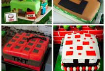 Minecraft Zane's B-day