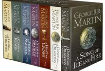 George R.R. Martin Book Cover Art by Larry Rostant / Book Cover Art