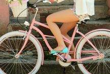 Love bikes and cycling...:)