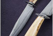 Охотничьи ножи