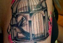 tattoos / by Terri-Lynn Giciuk