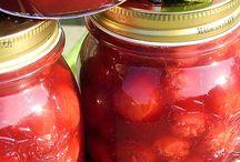 Køkkenhave/bær opskrifter