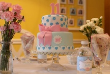 Pretty kids cakes