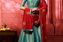 some typical dress for cousins marriage for girls