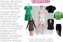 style gamine