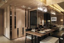 Contemporary Dining Room Decor / The dining room is where people come together. Here you have a selection of modern lights to get your contemporary dining room decor.