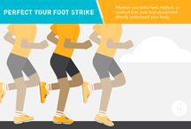 All About Running / Curious if you have the right running form? Want to know what stretches to do to prevent running-related injuries? All of these questions and more are answered here by Today's Podiatrist and other fitness experts!