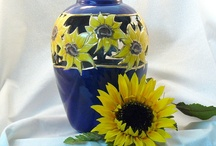 SUNFLOWERS / by Susan Hutchings